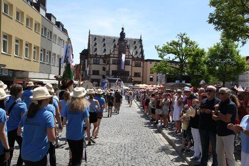 Landesturnfest 4. Tag 2.6.2019 Festzug (33)