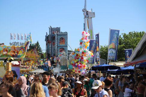 schweinfurt volksfest 2019