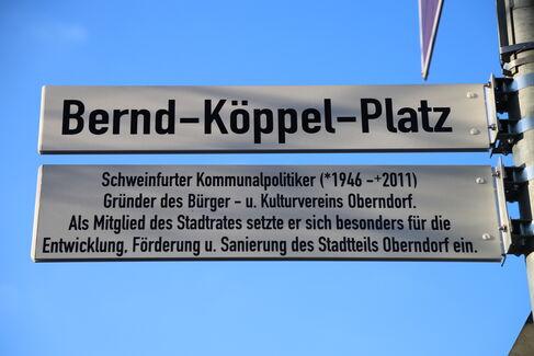 Bernd-Köppel-Platz Einweihung - Foto (c) Stefan Pfister (11)