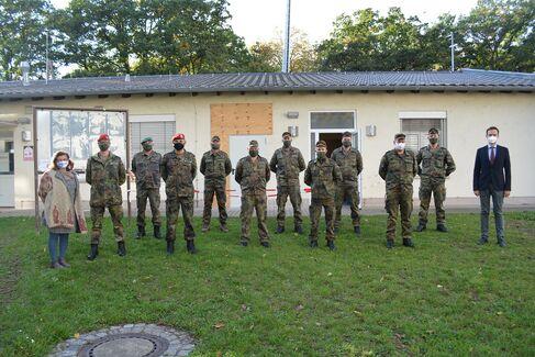 Bundeswehr Testzentrum