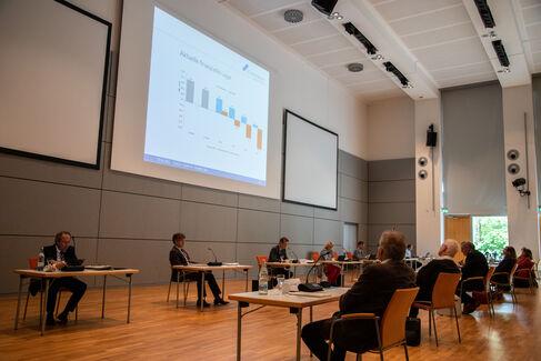 Stadtrat letzte Sitzung Wahlperiode 2014-2020 - Foto Stefan Pfister (9)