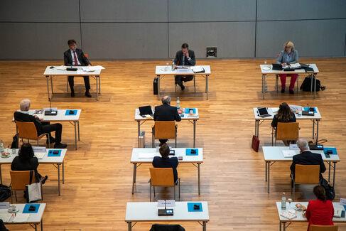Stadtrat letzte Sitzung Wahlperiode 2014-2020 - Foto Stefan Pfister (7)