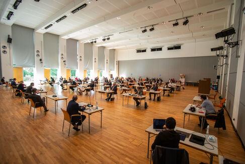 Stadtrat konstituierende Sitzung 2020-2026 - Foto (c) Stefan Pfister (9)