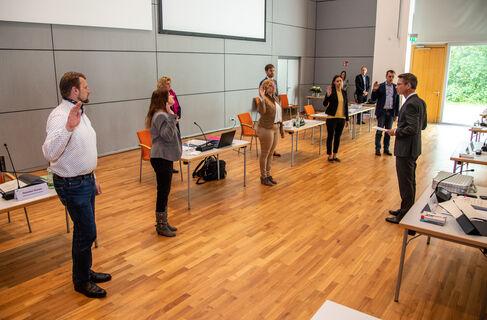 Stadtrat konstituierende Sitzung 2020-2026 - Foto (c) Stefan Pfister (8)