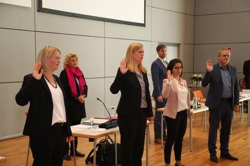 Stadtrat konstituierende Sitzung 2020-2026 - Foto (c) Stefan Pfister (6)