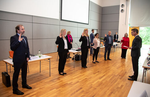 Stadtrat konstituierende Sitzung 2020-2026 - Foto (c) Stefan Pfister (5)