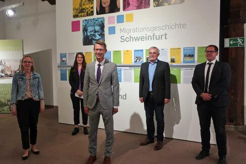 Made in Schweinfurt Ausstellung 2020 Eröffnung - Altes Rathaus - Foto Johanna Körner (5)
