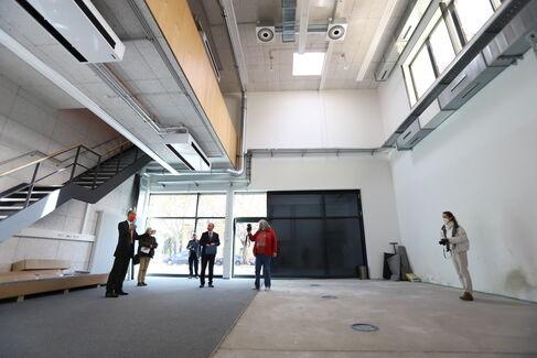 FHWS Neubau Eröffnung 2020 - Foto (c) Stefan Pfister (24)