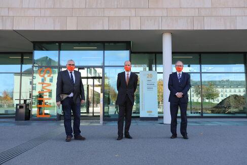 FHWS Neubau Eröffnung 2020 - Foto (c) Stefan Pfister (1)