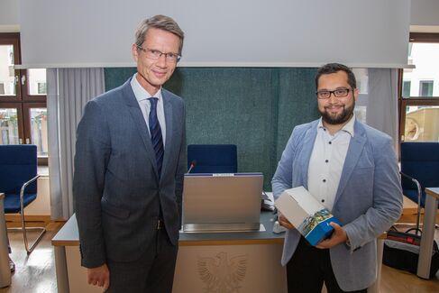 Stadtrat neues Mitglied N. Lommatzsch 9-2021 - Foto (c) Stefan Pfister (5)