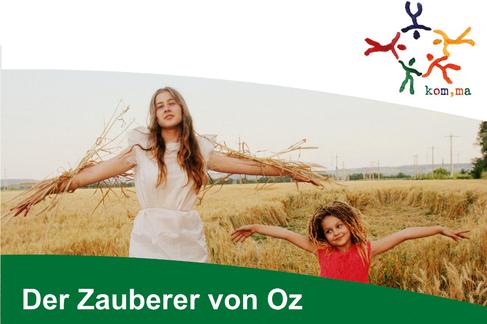 Der Zauberer von Oz ( Premiere )