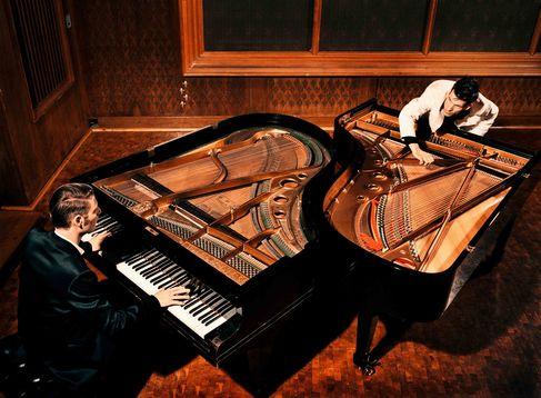 Nachsommer 2018 - Piano Battle 1 (c) Mathias Bothor