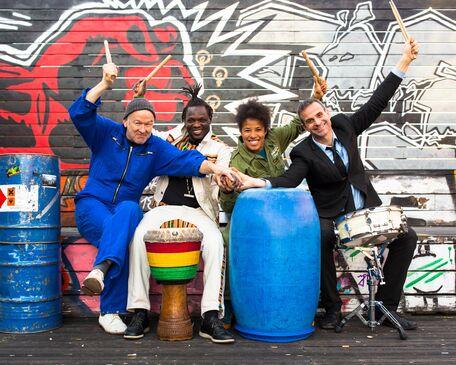 Nachsommer 2019 - Drum the world - Foto (c) Peter Mueller Photography