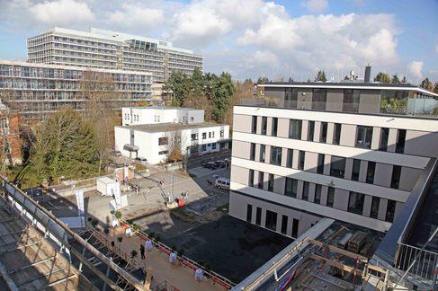 Gesundheitspark 2. BA 2012 Richtfest (8)