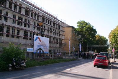 Gesundheitspark Richtfest (1)