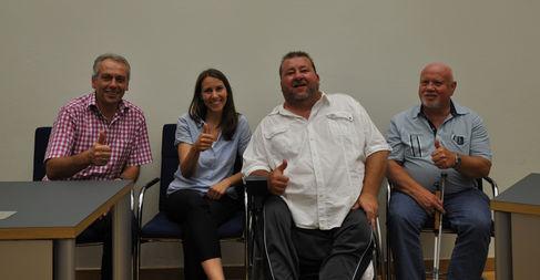 Beirat für Menschen mit Behinderung beginnt Amtszeit