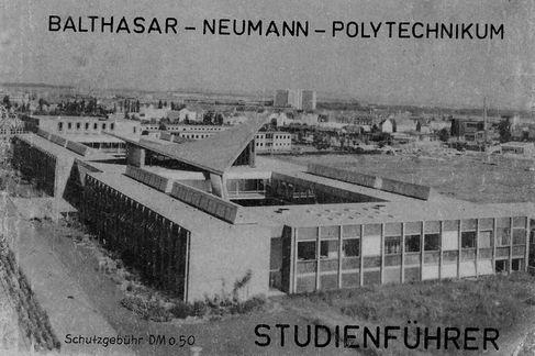 50 Jahre Ingenieurausbildung (1) - Foto 1967